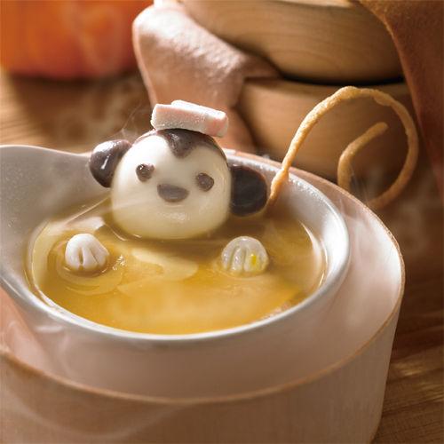 送上可爱的造型汤圆