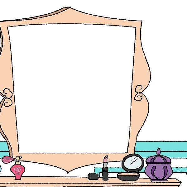 婚礼logo边框设计